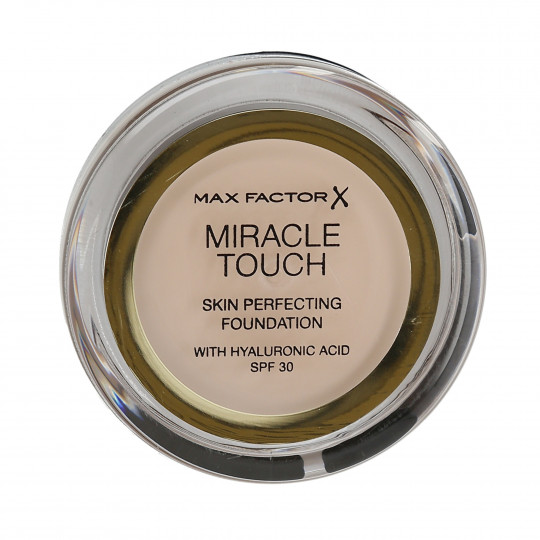 MAX FACTOR MIRACLE TOUCH Liquid illusion foundation compact SPF30