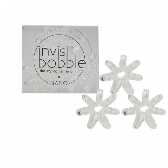INVISIBOBBLE NANO Hair Ties 3 pcs