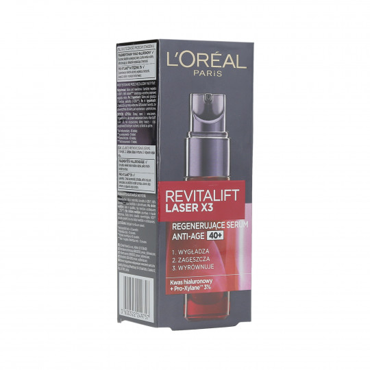 L'OREAL PARIS REVITALIFT LASER X3 Serum do twarzy 30ml