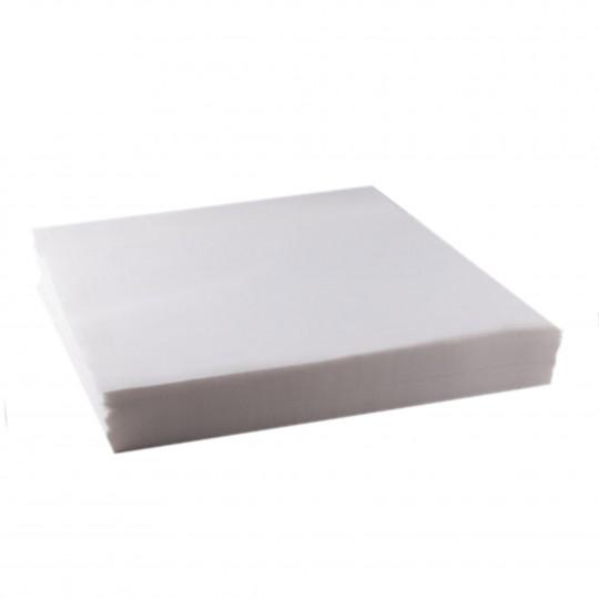 Eko - Higiena Toalla Bio-Eko para la pedicura 50 cm / 40 cm 100 piezas