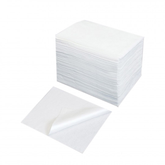 Eko - Higiena Non-woven pedicure towel 50x40 cm 100 pieces.