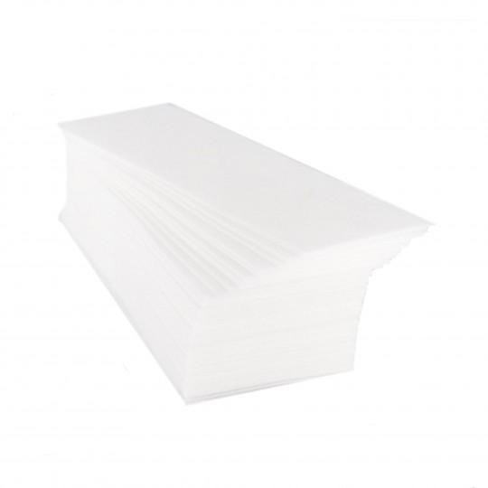Eko - Higiena Tiras para depilación de tela no tejida (100 piezas) - 1