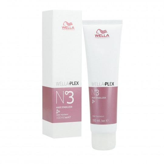 WELLA PROFESSIONALS WELLAPLEX No3 Hair Stabilizer Kuracja stabilizująca 100ml
