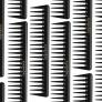 KASHŌKI Grzebień Youko do gęstych i kręconych włosów - 4