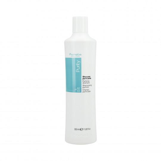 FANOLA PURITY Anti-Dandruff Oczyszczający szampon przeciwłupieżowy do włosów 350ml