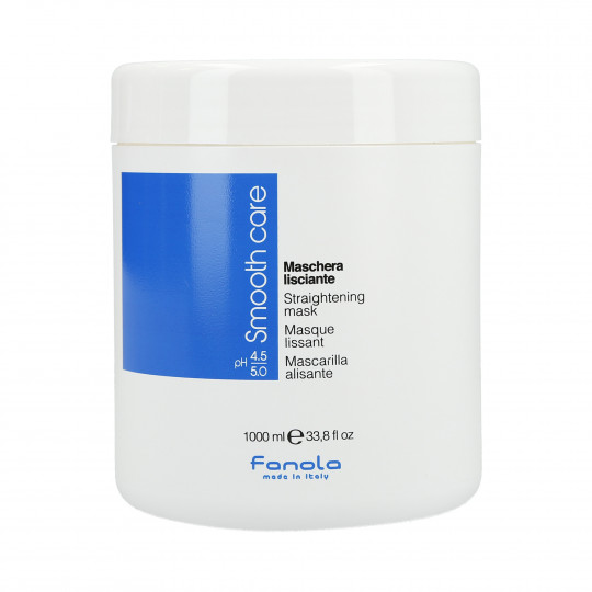 FANOLA SMOOTH CARE Straightening mask 1000ml - 1