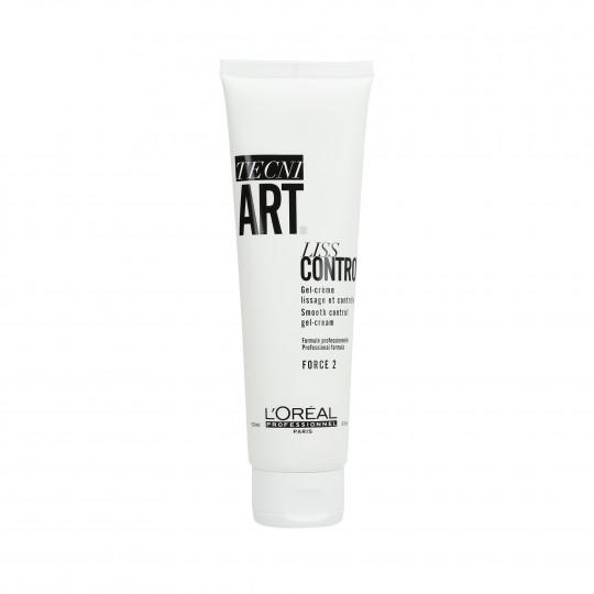 L'OREAL PROFESSIONNEL TECNI.ART Liss Control Wygładzający krem-żel do włosów 150ml