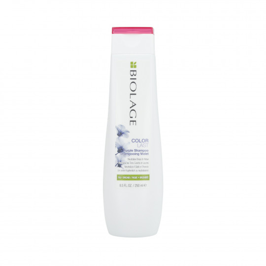 BIOLAGE COLORLAST Purple Fioletowy szampon do włosów blond 250ml