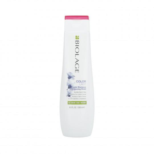 MATRIX BIOLAGE COLORLAST Purple Fioletowy szampon do włosów blond 250ml