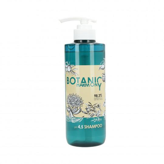 STAPIZ BOTANIC HARMONY Oczyszczający szampon do włosów pH 4,5 500ml
