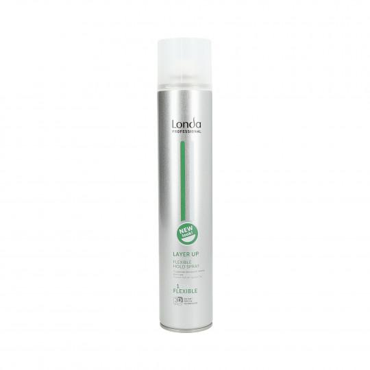 LONDA STYLING Layer Up Flexible hairspray 500ml