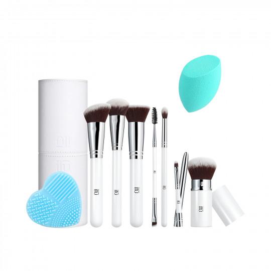 ilū by Tools For Beauty, Show Me What You Got - Zestaw pędzli i akcesoriów do makijażu