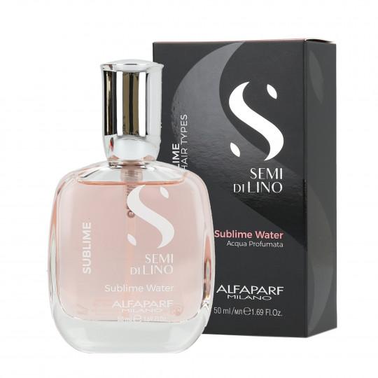 ALFAPARF SEMI DI LINO SUBLIME Water Woda perfumowana do włosów i ciała 50ml