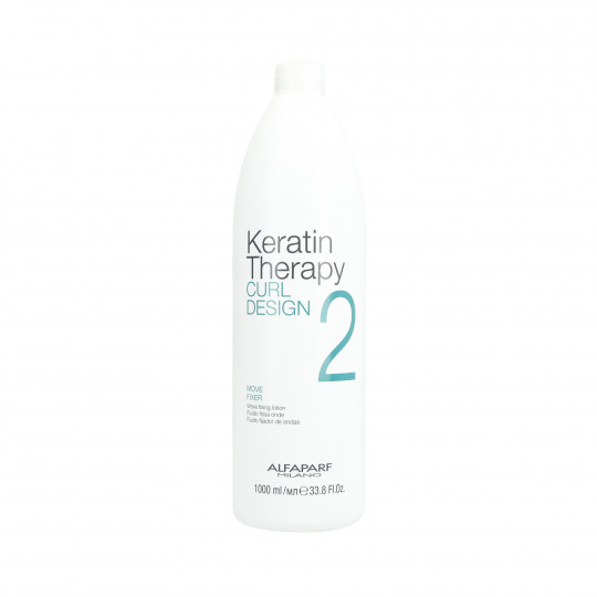 ALFAPARF KERATIN THERAPY CURL DESIGN Fluid neutralizujący 1000ml