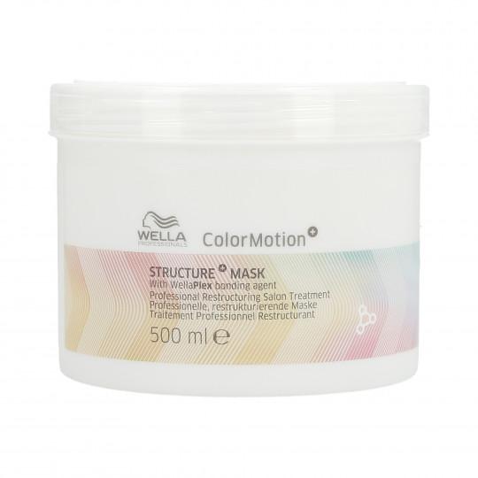 WELLA PROFESSIONALS COLOR MOTION+ Maska chroniąca kolor włosów 500ml