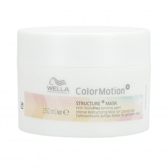 WELLA PROFESSIONALS COLOR MOTION+ Maska chroniąca kolor włosów 150ml