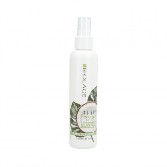 BIOLAGE ALL IN ONE Coconut Wielozadaniowy spray do włosów 150ml
