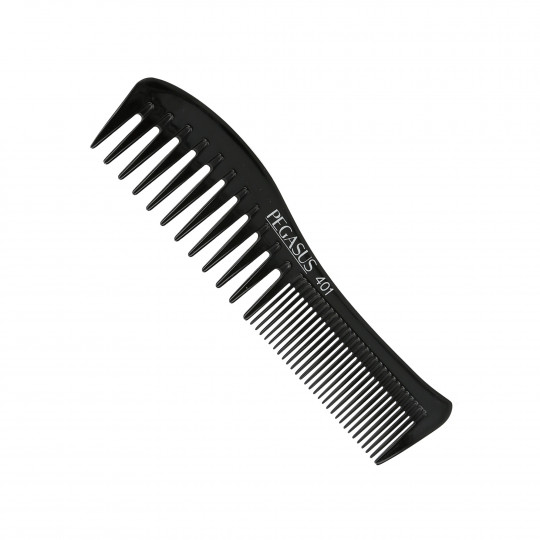 FOX PEGASUS 401 Grzebień fryzjerski kauczukowy