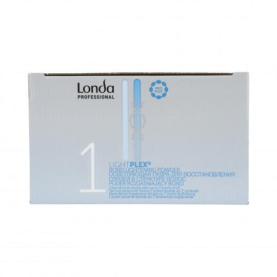 LONDA LIGHTPLEX 1 Rozjaśniacz do włosów wzmacniający wiązania 2x500g