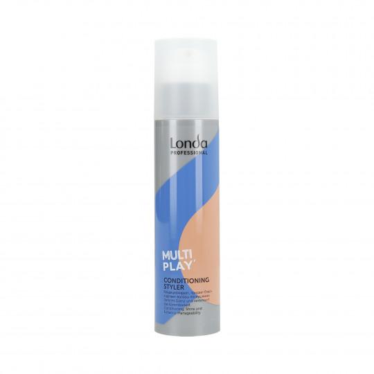 LONDA MULTIPLAY Odżywka w sprayu ułatwiająca stylizację włosów 195ml