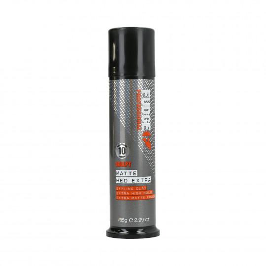 FUDGE PROFESSIONAL Matte Hed Extra Bardzo mocna glinka do stylizacji włosów 85ml