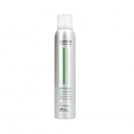 LONDA STYLING Refresh It Suchy szampon do włosów 180ml