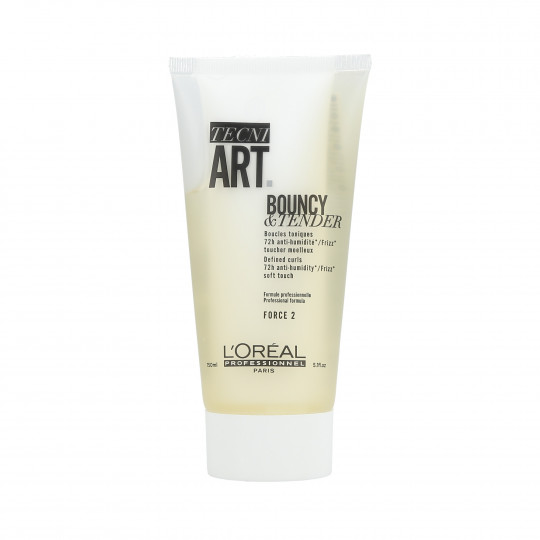 L'OREAL PROFESSIONNEL TECNI.ART Bouncy&Tender Krem-żel do loków 150ml