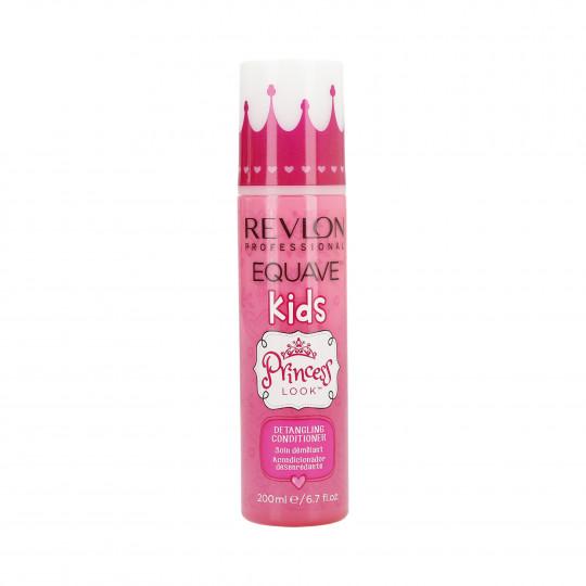 REVLON PROFESSIONAL EQUAVE KIDS Princess Odżywka do włosów w sprayu dla dzieci 200ml