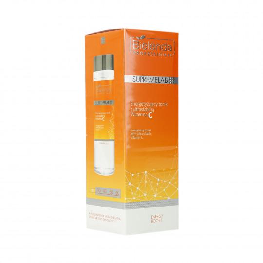 BIELENDA PROFESSIONAL SUPREMELAB Energy Boost Tonik energetyzujący z witaminą C 200ml