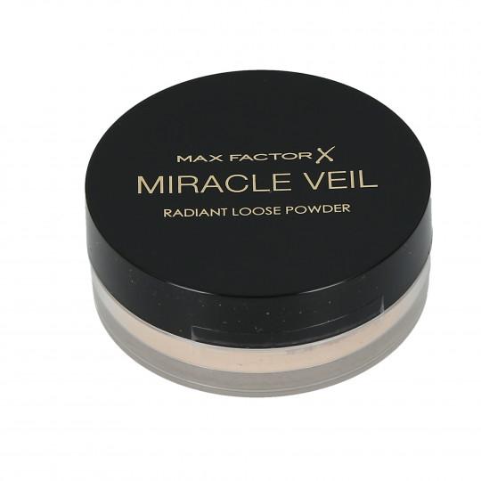MAX FACTOR Miracle Veil Rozświetlający puder sypki do twarzy 4g