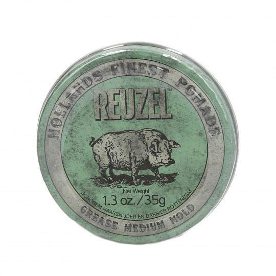 REUZEL Green Zielona pomada woskowa do włosów 35g