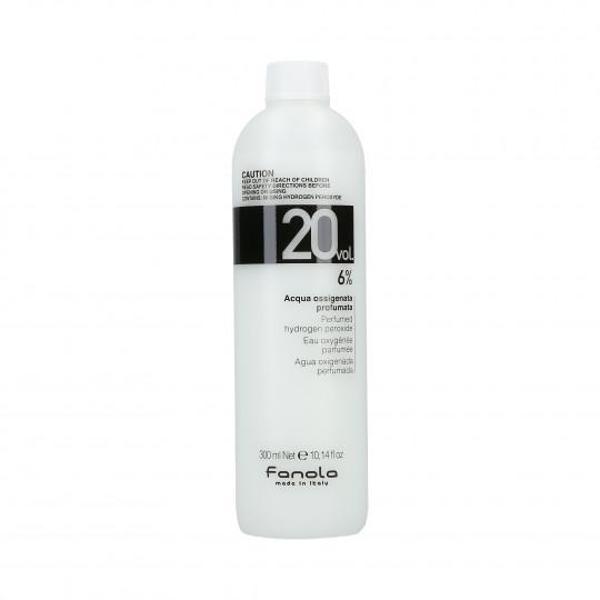 FANOLA Utleniacz do włosów 6% (20 vol.) 300ml