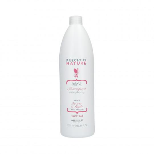 ALFAPARF PRECIOUS NATURE Thirsty Szampon do włosów suchych 1000ml