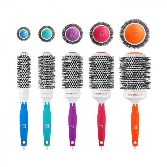 ilū by Tools For Beauty, I'll Be Hair For You – Zestaw 5 szczotek do modelowania włosów