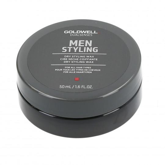 GOLDWELL DUALSENSES MEN Suchy wosk do stylizacji włosów 50ml