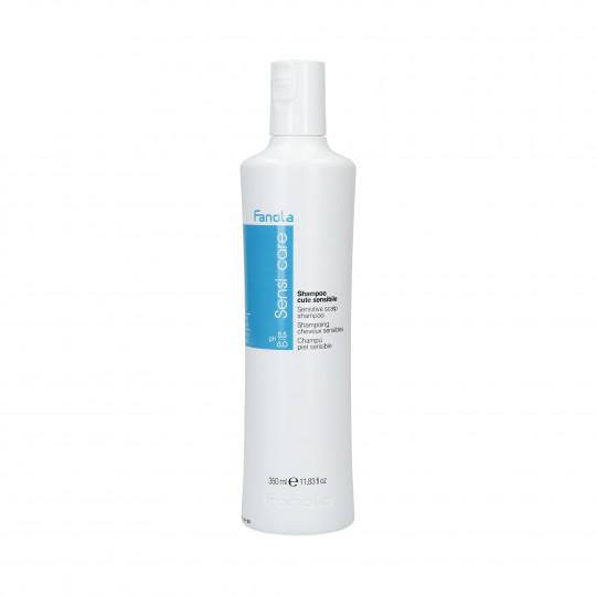 FANOLA SENSI CARE Kojący szampon do włosów 350ml