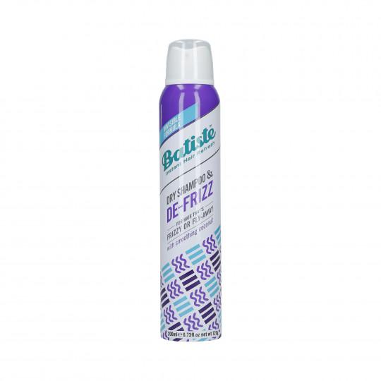 BATISTE DE-FRIZZ Suchy szampon do włosów puszących się 200ml