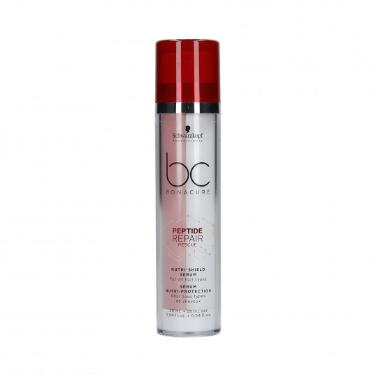 SCHWARZKOPF PROFESSIONAL BC PEPTIDE REPAIR RESCUE Serum do włosów 2x28ml