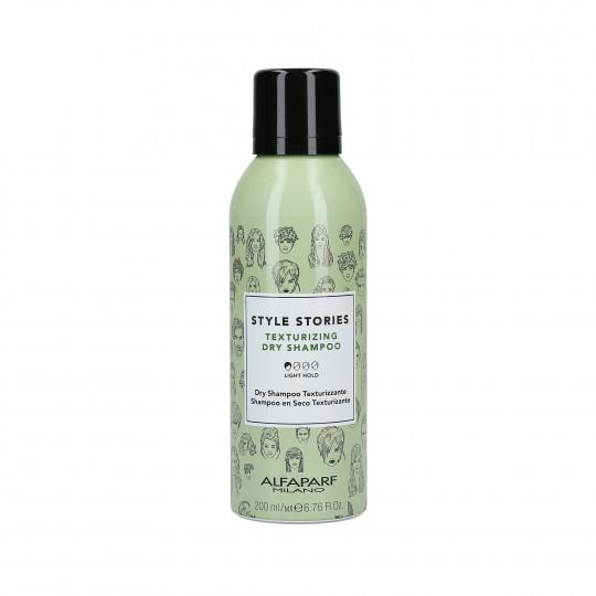 ALFAPARF STYLE STORIES Teksturyzujący suchy szampon do włosów 200ml