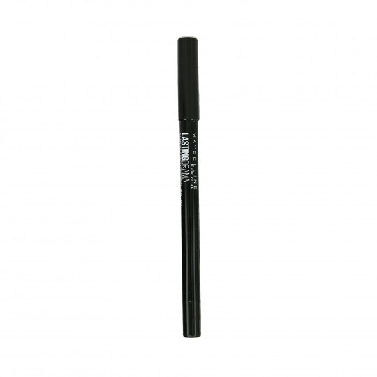 MAYBELLINE LASTING DRAMA Ultra Black Kredka do oczu 5g