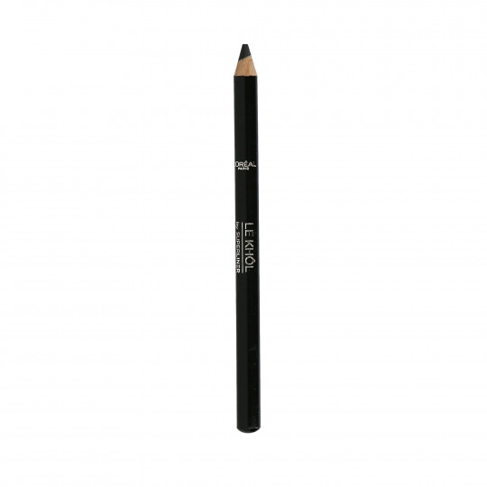 L'OREAL PARIS SUPER LINER 101 Midnight Black Czarna kredka do oczu