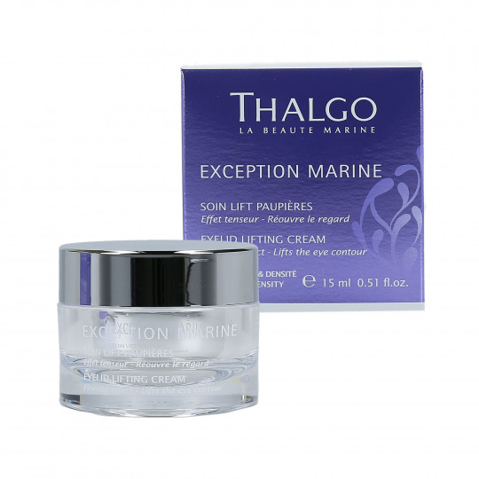 THALGO EXCEPTION MARINE Liftingujący krem na okolice oczu 15ml