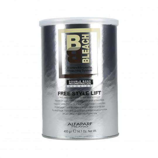 ALFAPARF BB BLEACH Free Style Lift Rozjaśniacz do włosów w proszku 400g