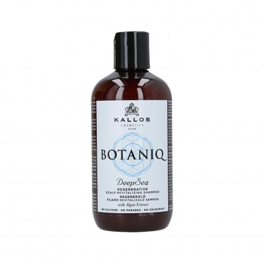 KALLOS BOTANIQ Deep Sea Rewitalizujący szampon do włosów 300ml