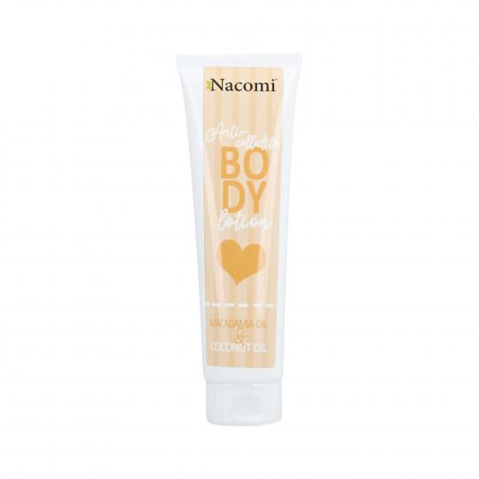 NACOMI Macadamia Oil&Coconut Oil Antycellulitowy balsam do ciała 150ml