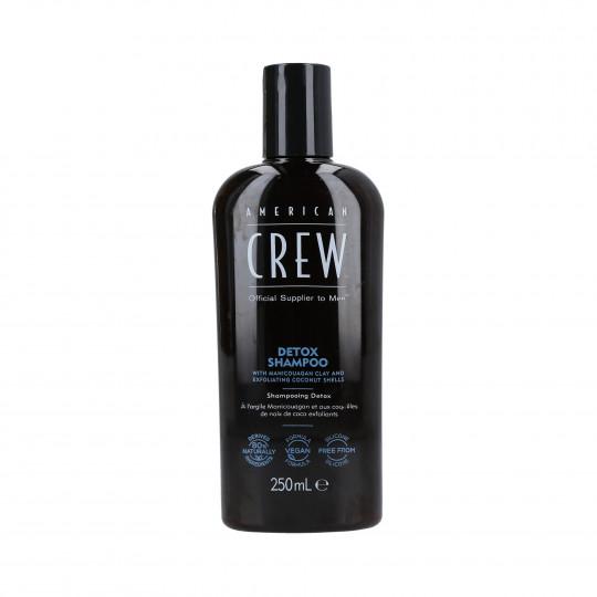 AMERICAN CREW Power Cleanser Oczyszczający szampon do włosów 250ml