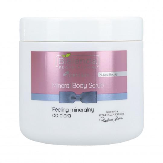 BIELENDA PROFESSIONAL Peeling mineralny do ciała 500g