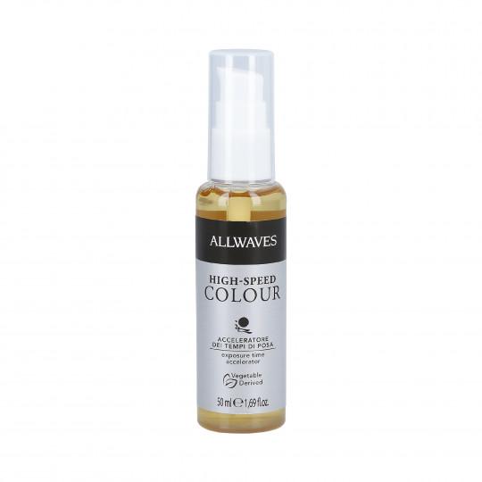 ALLWAVES HIGH SPEED COLOUR Przyspieszacz koloryzacji i dekoloryzacji włosów 50ml