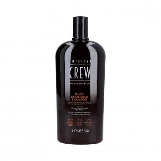 AMERICAN CREW Daily Codzienny szampon do włosów 1000ml