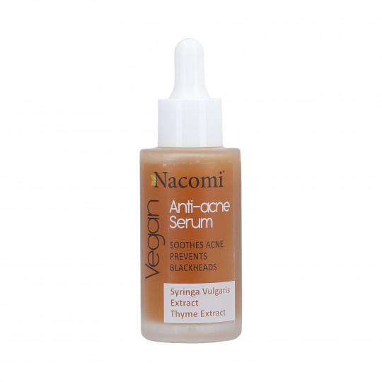 NACOMI Przeciwtrądzikowe serum do twarzy 40ml